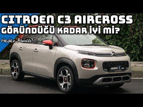 Citroen C3 Aircross | Kompakt SUV | Neden Almalı ?