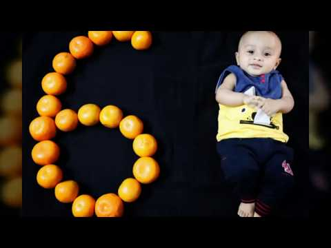 4 Months Baby Photoshoot Ideas At Home Homelooker