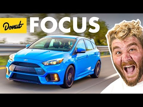 FORD FOCUS - Everything You Need to Know | Up to Speed