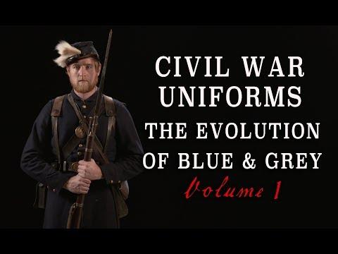 """Civil War Uniforms of Blue & Grey - The Evolution"" Volume 1"