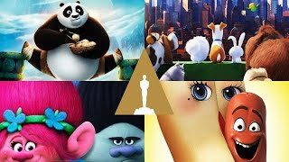 "OSCAR 2017 Nominees ""Best Animated Film"" (Long List)"