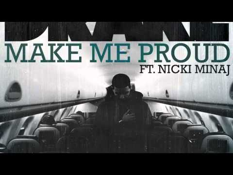 Drake- Make Me Proud (ft. Nicki Minaj) CDQ/Dirty