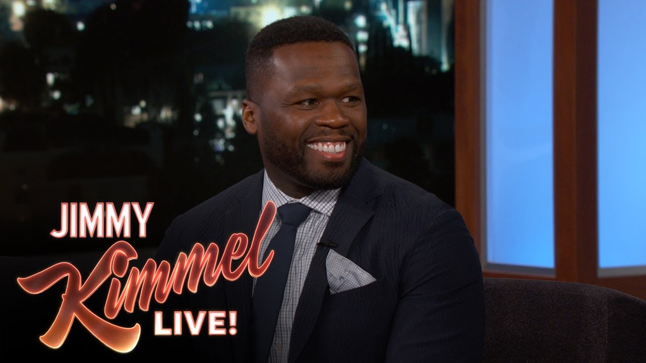 Curtis '50 Cent' Jackson Speaks on Taking His Grandpa to Strip Clubs