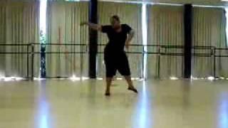 Praise Dance 2008: Dance like David Danced- Fred Hammond
