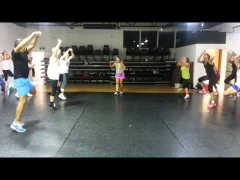 Zumba with Lucy Carr - 'Fiesta Buena'