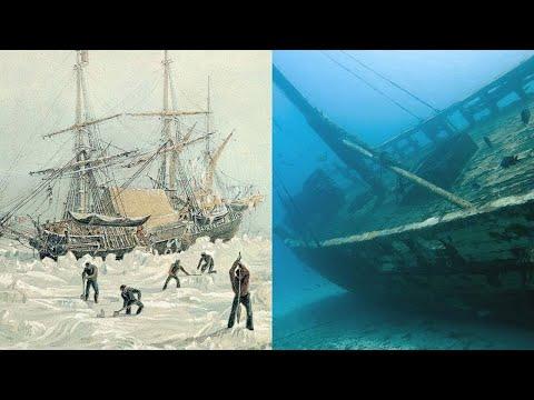 Загадка ИСЧЕЗНУВШИХ ВОЕННЫХ КОРАБЛЕЙ HMS Terror и HMS Erebus. Что произошло?