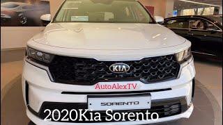 Видео 2020Kia Sorento V2.2 diesel Noblesse (автор: AutoAlexTV)