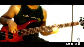 Jamiroquai - Drifting Along (bass cover) - Reggae