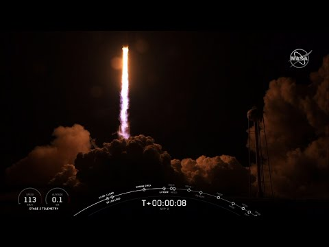 None - Watch: SpaceX Launches Heaviest Rocket Carrying 24 Satellites