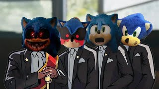 Sonic EXE Uh Meow - AstronomiaCoffin Dance (Meme Cover) Compilation