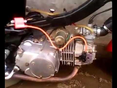 Bike Tune Up >> rusi 100 modified to drag bike - YouTube