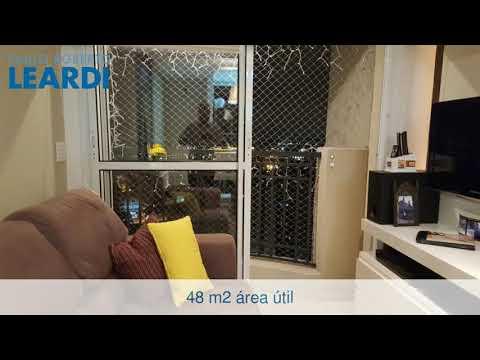 Apartamento - Vila Caminho Do Mar - São Bernardo Do Campo - SP - Ref: 498421