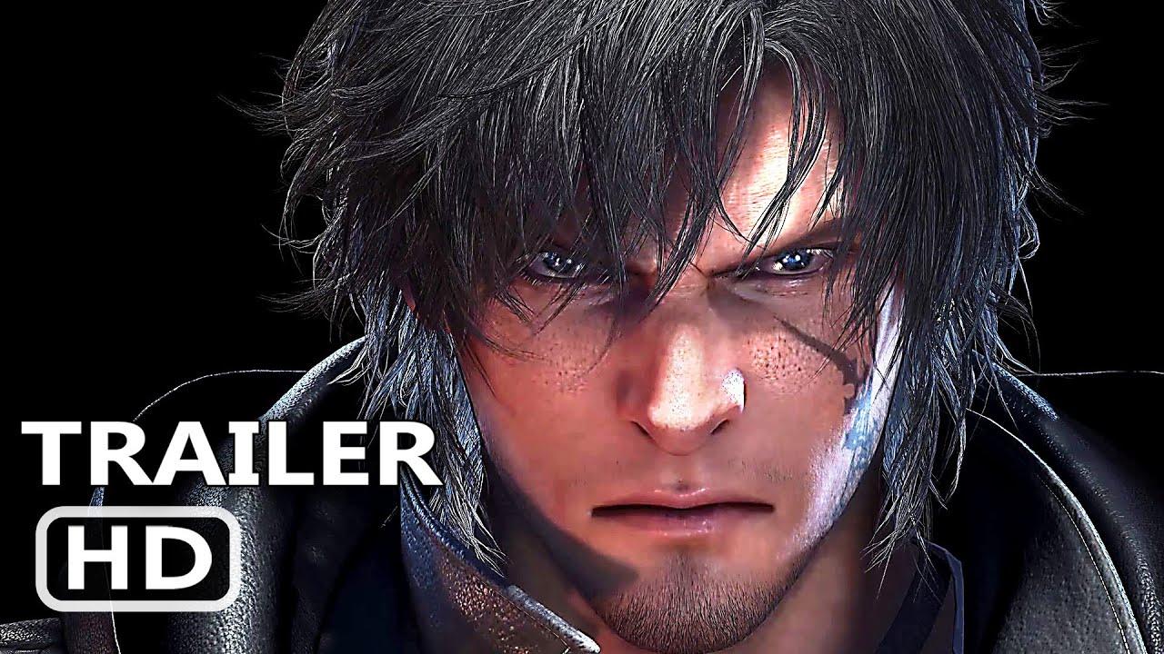 FINAL FANTASY XVI Official Trailer (2021) Final Fantasy 16 Game HD