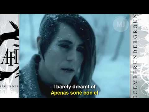 Letra Traducida de la canción Love like Winter de AFI