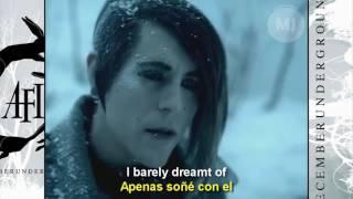 Video Letra Traducida de la canción Love like Winter de AFI download MP3, 3GP, MP4, WEBM, AVI, FLV Agustus 2018