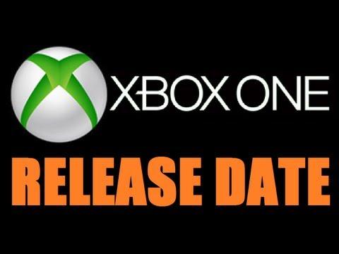 """""""Xbox One"""" Release Date! November 8 2013 (11/8/2013) Xbox One Walmart LEAK/RUMOR!"""
