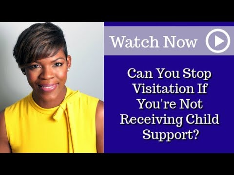 Can You Stop Visitation If You're Not Receiving Child Support? | Atlanta Family Law Attorney