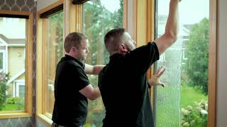How to install 3M™ Residential Window Film - 45-sec