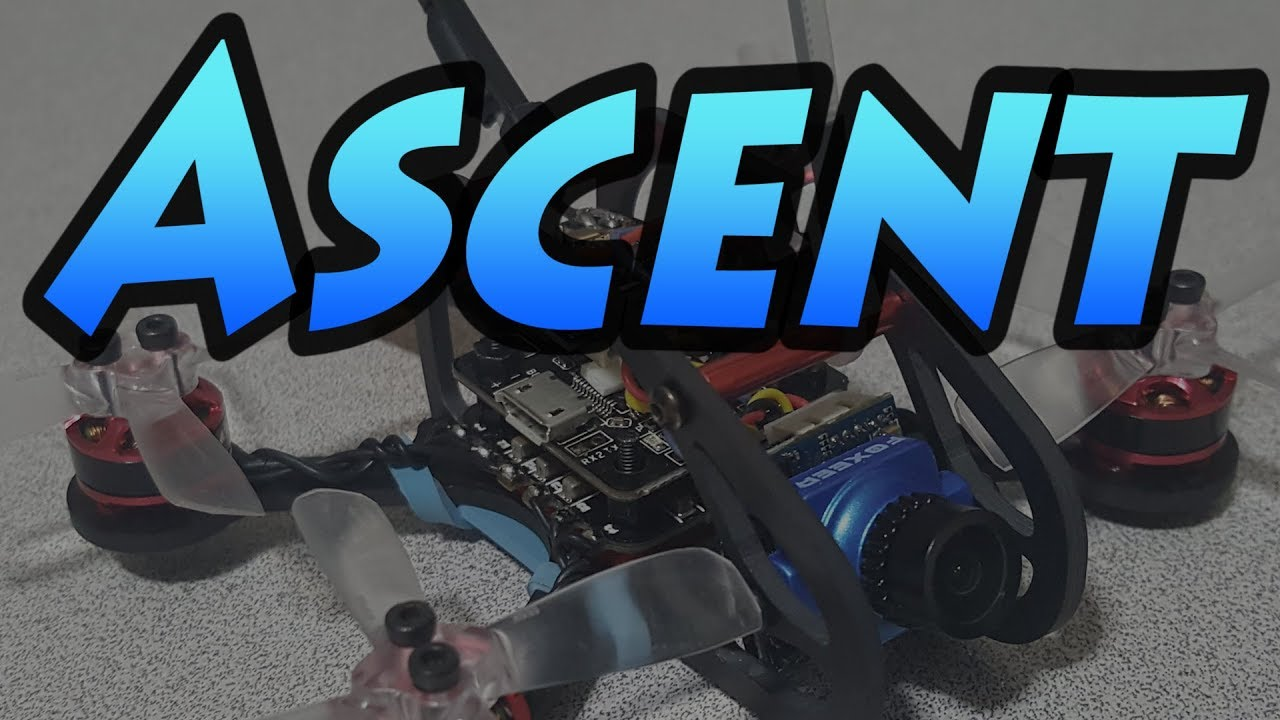 Micro Drones 101 🚁#25🔥 FlexRC Ascent ⚡👍