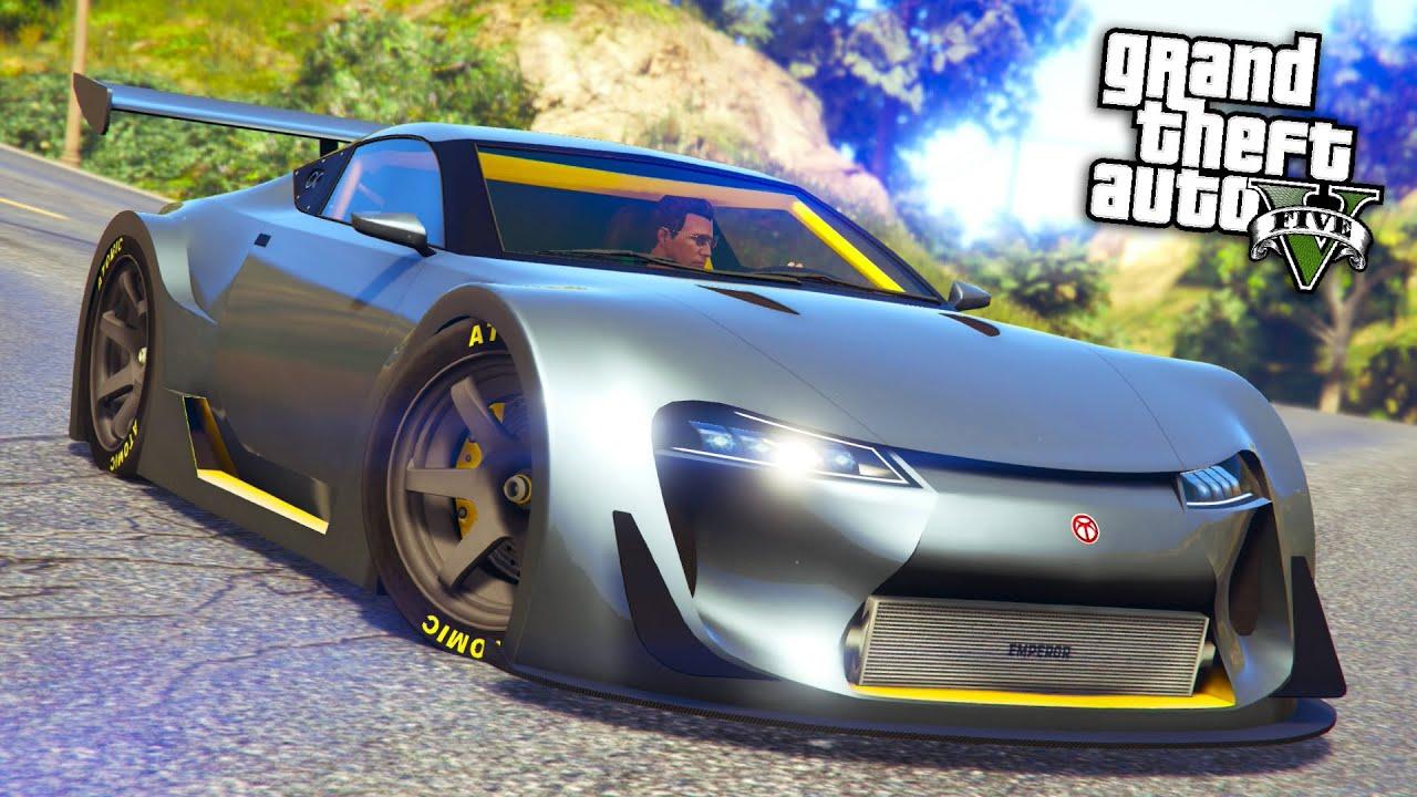 Gta Online Fully Upgraded Emperor Super Car Customisation