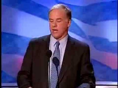 2004 DemConvention Speeches: Howard Dean