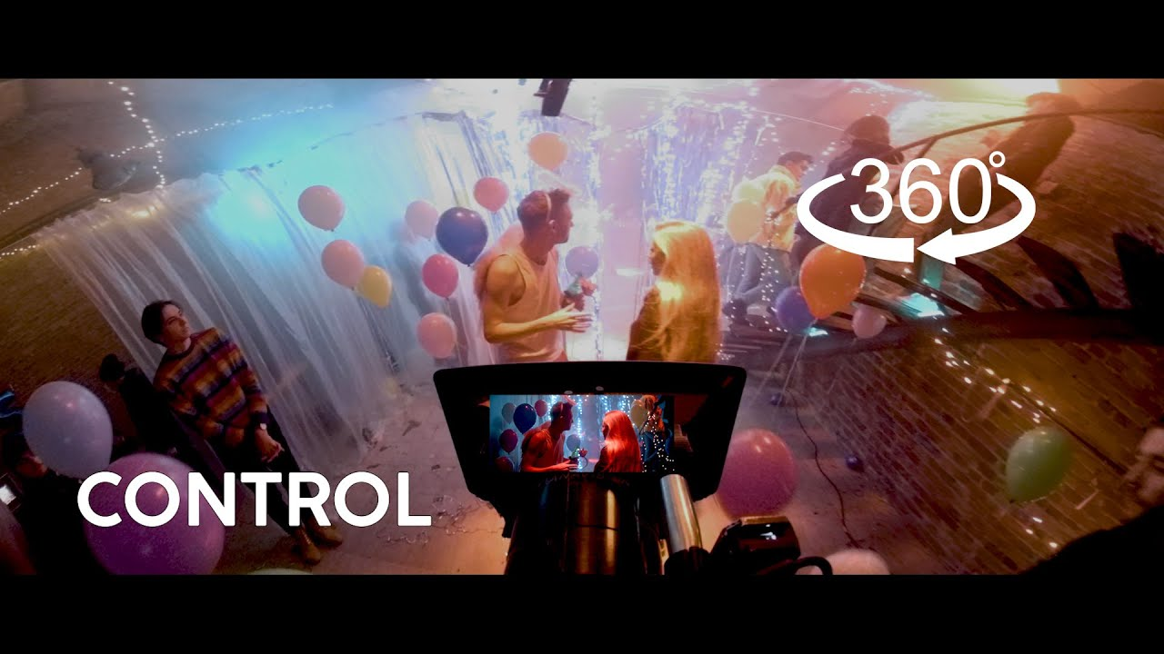 CONTROL OPENING | TRACKING SHOT | 360°| Episode 7
