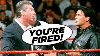 WWE Fires Eric Bischoff, Alexa Bliss & Nikki Cross Traded To SmackDown
