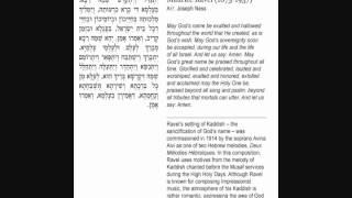 Cantor Azi Schwartz - Kaddish
