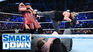 Daniel Bryan and The Miz trade blows with King Corbin and Dolph Ziggler: SmackDown, Dec. 20, 2019