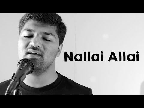 Kaatru Veliyidai - Nallai Allai   Cover   Venkat   Mani Ratnam, AR Rahman   Karthi   Cheliyaa