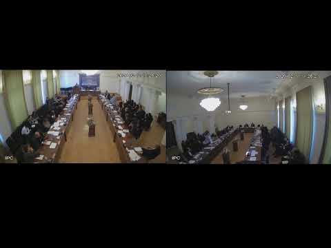 Վանաձոր համայնքի ավագանու նիստ 14.02.2020թ․