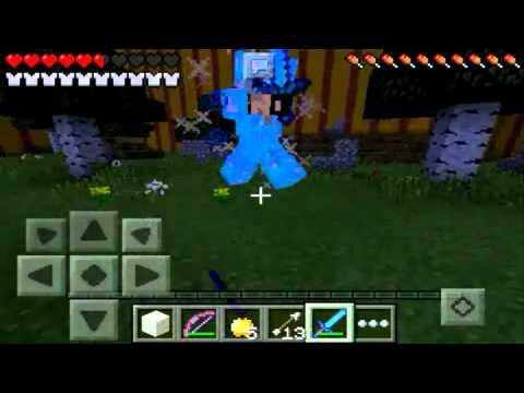 Minecraft PE 0.14.1 | PvP 1vs1 | Skelet9 vs THE_ILONMAN80