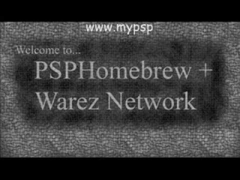 Psp Homebrew + Warez Site - YT