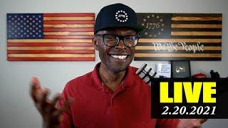 🔴 ABL LIVE: Cancun Cruz, Woke Coca Cola, Columbia Snorter, Maxine Waters v Reddit, and more!