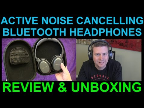 Best Bluetooth Active Noise Cancelling Headphones Golzer