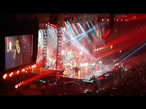 Celine Dion live on Jakarta(sentul) - to love you more