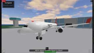 roblox qantas airline fight 753 crash