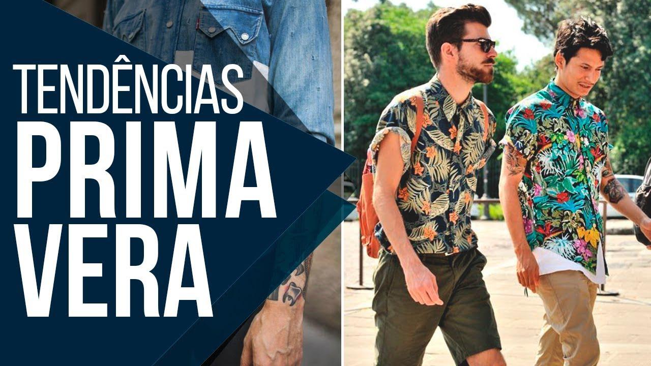 60644fdf8 Moda Masculina para a PRIMAVERA 2017 - Tendências Masculinas 30 - Roupa de  Homem 🌻