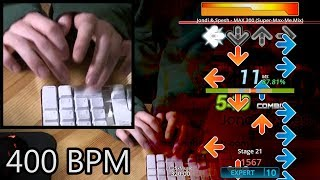 Video Max 300 (Super-Max-Me Mix) 125% SPEED Challenge AA FC! (Up to 400BPM, StepMania, Keyboard) download MP3, 3GP, MP4, WEBM, AVI, FLV November 2017