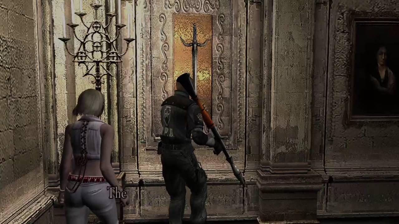 Resident Evil 4 Ps4 Gameplay Speedrun Infinite Rocket Launcher