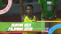 EMAS 100M (L) | Haiqal Hanafi | Sukan SEA 2019 | Astro Arena