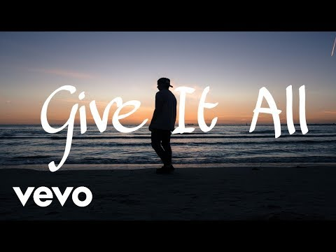 Charlie Puth - Give It All (Official Lyrics Video)