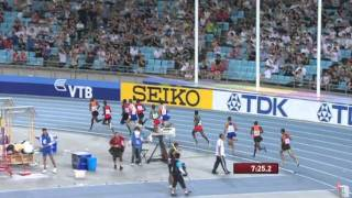 Ezekiel Kemboi retains the Men