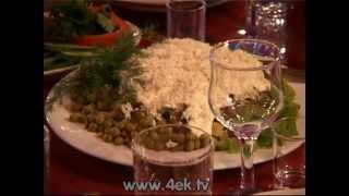 видео Грузинская кухня Кафе БАКЛАЖАН г. Барнаул