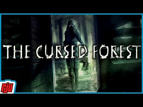 The Cursed Forest | Indie Horror Game | PC Gameplay Walkthrough
