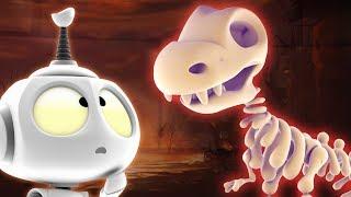 Rob The Robot   Preschool Cartoon Show   Bone To Pick   Cartoons For Kids by Oddbods & Friends