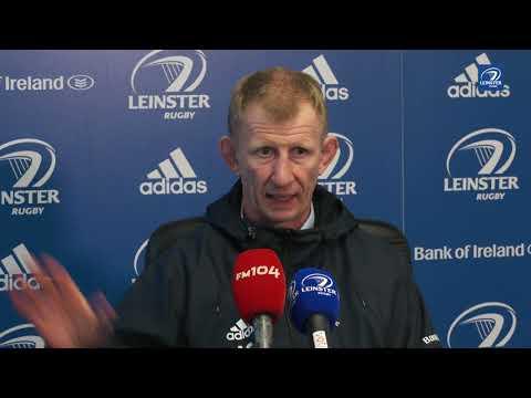 Leinster 36 Cheetahs 12 | Leo Cullen post-match press conference