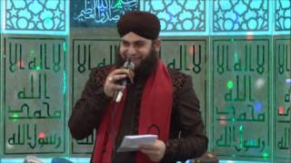 Hafiz Ahmed Raza Qadri at Peterborough Mehfil-e-Naat 2015 (OFFICIAL)