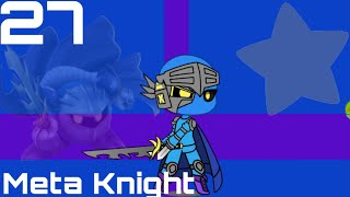 Every Super Smash Bros Ultimate Characters in Gacha Life {Meta Knight}