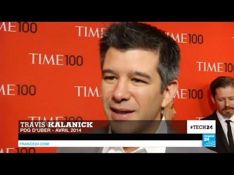 Travis Kalanick, la face sombre de la Silicon Valley ?
